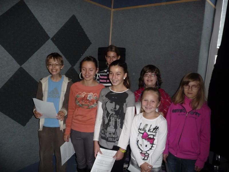- Foto z nahrávania albumu