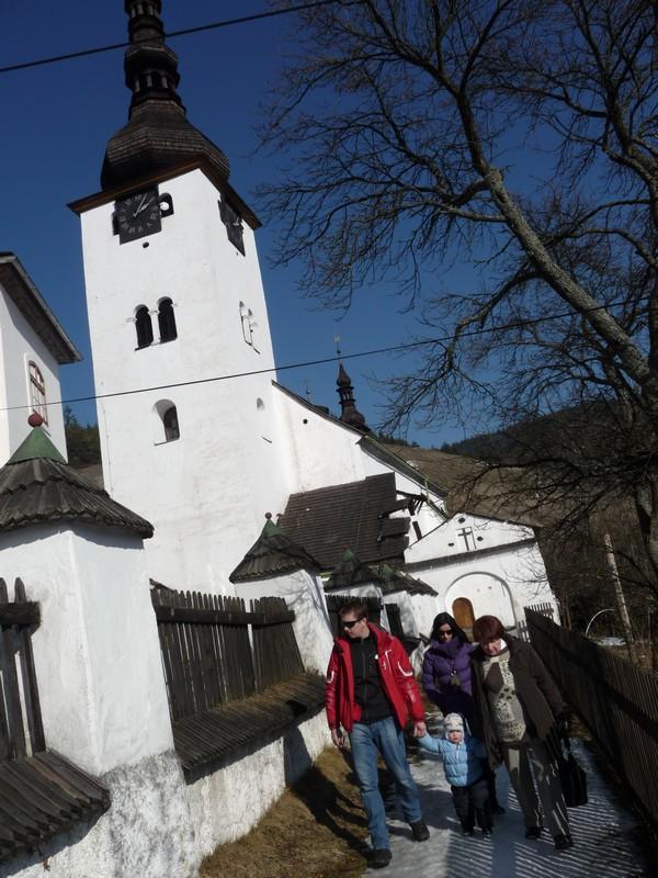 - Špania dolina, Fašiangy 2011