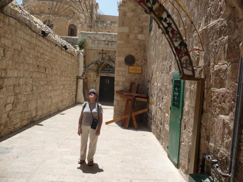 - Jerusalem - Israel, Petra - Jordánsko 2010